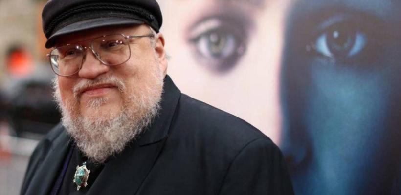 George R.R. Martin admite que el final de Game of Thrones lo hace sentir aliviado