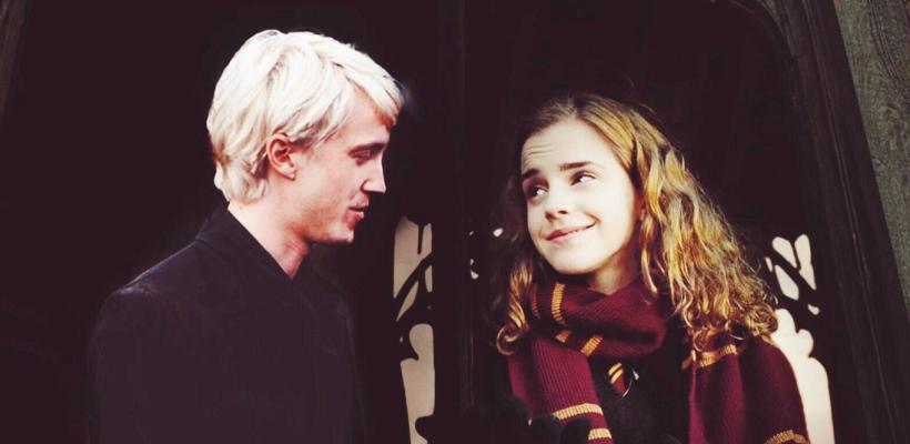 Tom Felton y Emma Watson enloquecen a los fans de Harry Potter por románticas fotografías