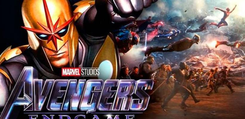 Avengers: Endgame | Nova no aparece en la película, sólo fue una broma de los directores