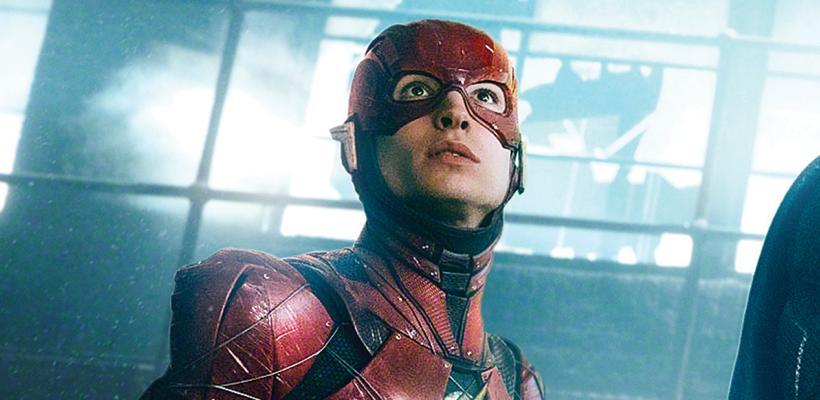 Ezra Miller declara que la película de The Flash ya es un hecho