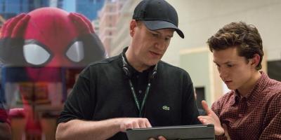 Se revelan los planes de Kevin Feige para Spider-Man 3