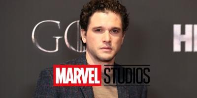 Kit Harington se unirá al Universo Cinematográfico de Marvel