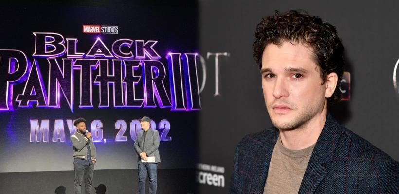 D23 2019: Confirman fecha de estreno de Black Panther 2 y el papel de Kit Harington en el MCU