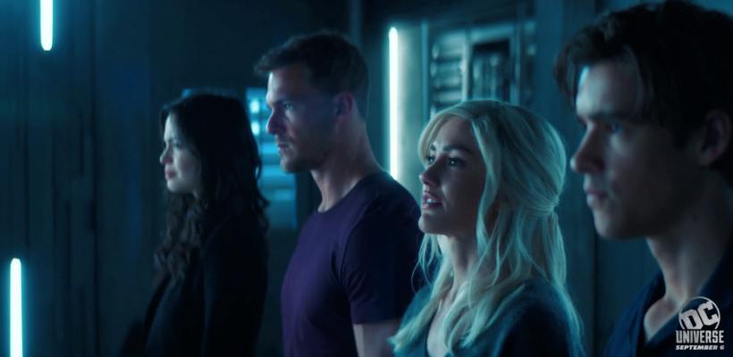 Titans: conoce a Superboy y Krypto en el tráiler final de la segunda temporada