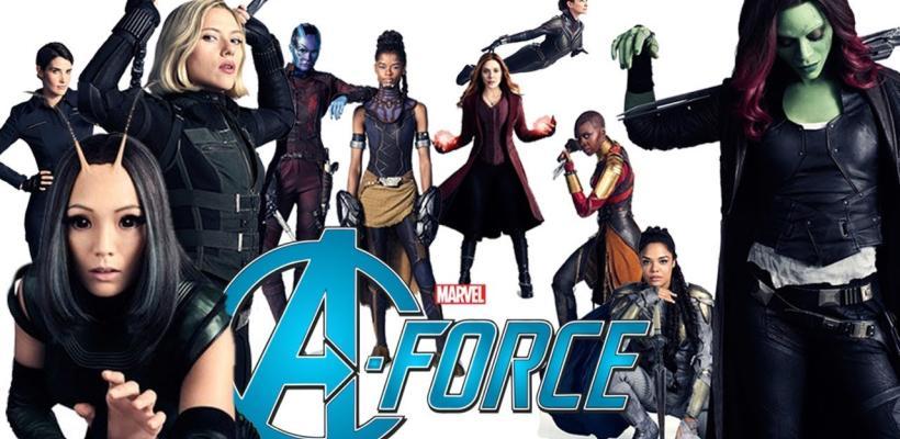 Marvel Studios podría ya estar trabajando en una película protagonizada por las superheroínas