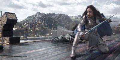 Valkyrie podría tener su propia serie en Disney+ después de Thor: Love and Thunder