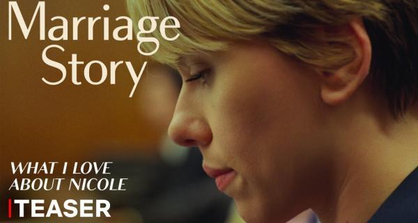 Marriage Story - Teaser de Nicole