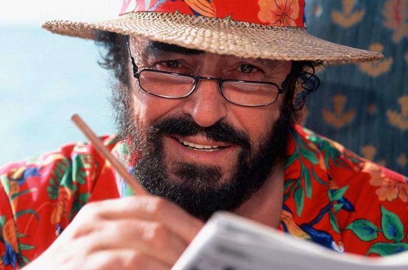 Pavarotti (2019)