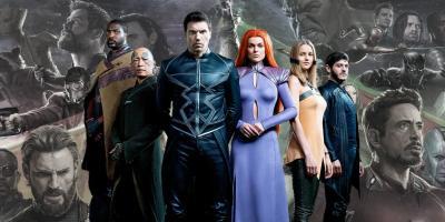 Los Inhumans podrían tener un reboot en la fase 4 del MCU