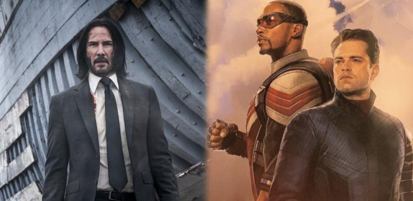 Guionista de The Falcon and The Winter Soldier compara la serie con John Wick