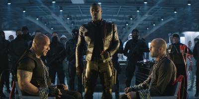 Hobbs & Shaw supera a Capitana Marvel en la taquilla de China