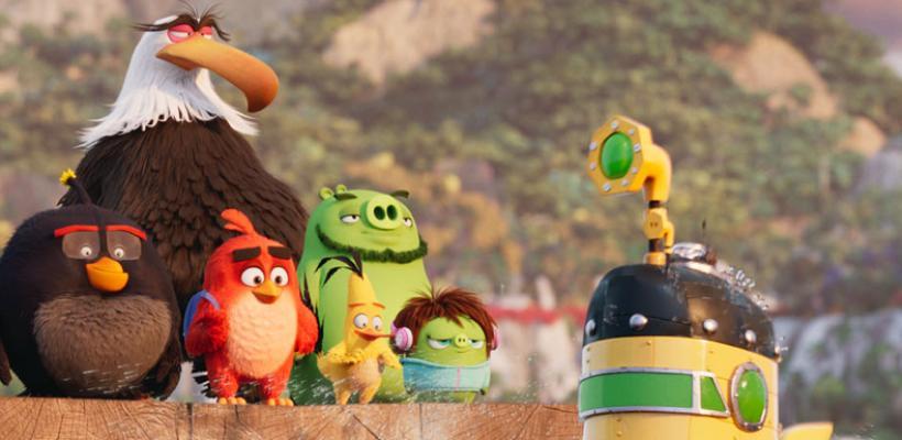 Angry Birds 2 La Película    Top de críticas, reseñas y calificaciones