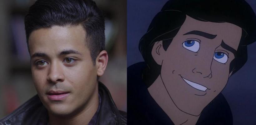La Sirenita: Christian Navarro, de 13 Reasons Why, podría interpretar al príncipe Eric en el live-action