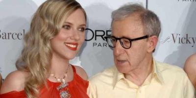 Scarlett Johansson defiende a Woody Allen y asegura que volvería a trabajar con él