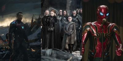 People's Choice Awards 2019 | Avengers: Endgame y Game of Thrones lideran las nominaciones