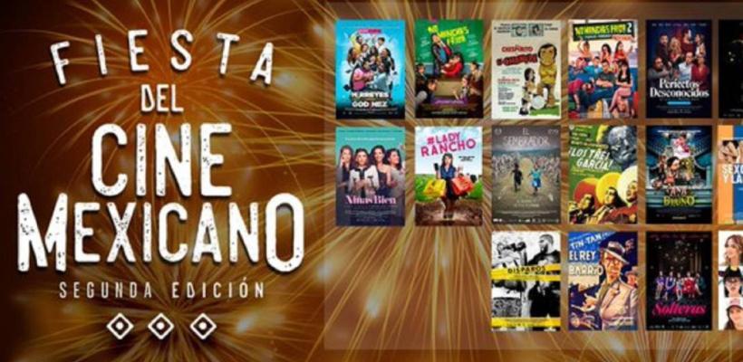 Celebra la Fiesta del Cine Mexicano con entradas de cine a 20 pesos