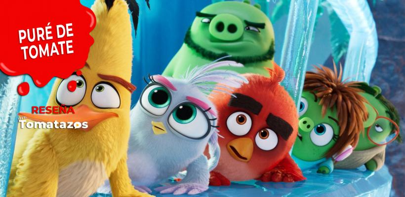 RESEÑA: Angry Birds 2   La película que López Obrador necesita ver