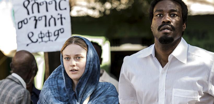 Dakota Fanning es acusada de whitewashing por interpretar a una musulmana en Etiopía