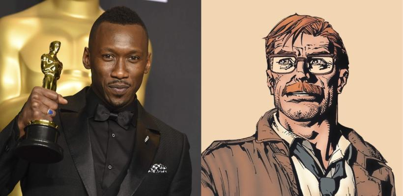 Mahershala Ali podría ser el Comisionado Gordon en The Batman
