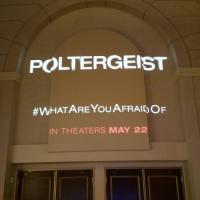 Logo del remake de Poltergeist. (Foto de Steven Weintraub - Collider.com)