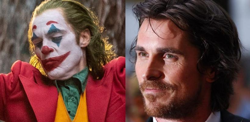 Christian Bale confiesa que se muere por ver Joker