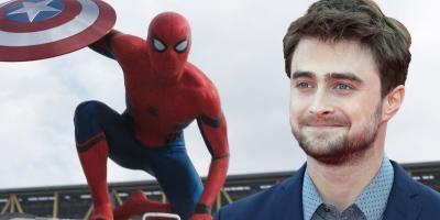Daniel Radcliffe revela que ama el cine de superhéroes y que quería interpretar a Spider-Man
