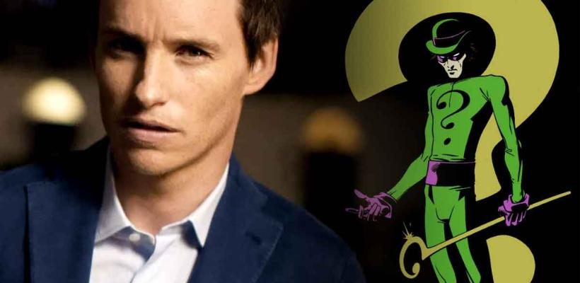 The Batman: ¿Eddie Redmayne podría interpretar al Acertijo?