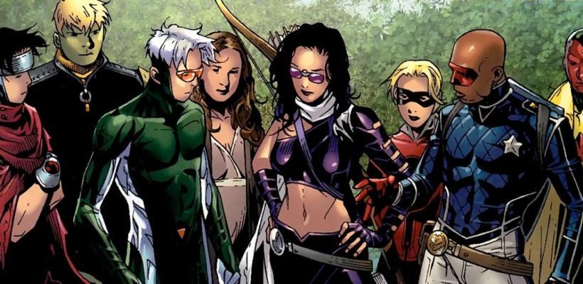 Marvel podría estar preparando una serie de Young Avengers para Disney+