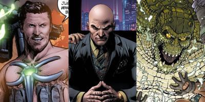 Villanos de DC que podrían beneficiarse de películas con clasificación R