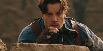 Brendan Fraser quiere protagonizar otra película de La Momia, pero pone una condición