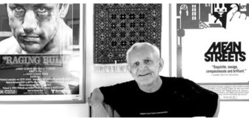 Mardik Martin, escritor de Toro Salvaje, falleció a los 82 años de edad