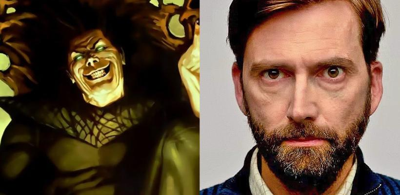 David Tennant podría ser el villano de Doctor Strange in the Multiverse of Madness