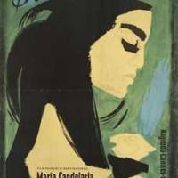 Póster Oficial de María Candelaria (Xochimilco) (1944)