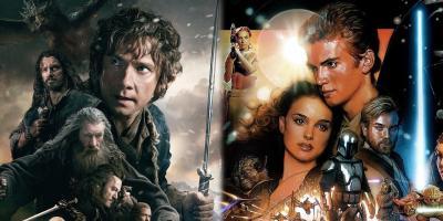 El Hobbit vs Star Wars: ¿cuál trilogía de precuelas es peor?