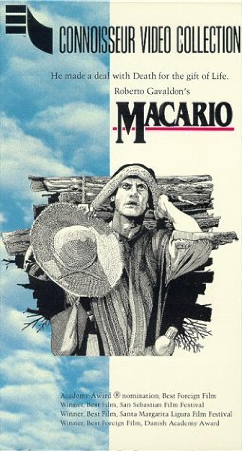 Póster Oficial de Macario (1960)