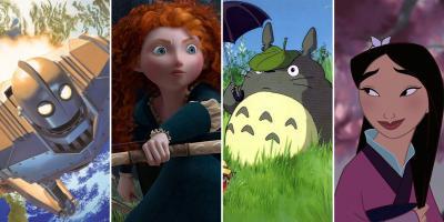 Películas de animación que tienen sorprendentes mensajes para adultos