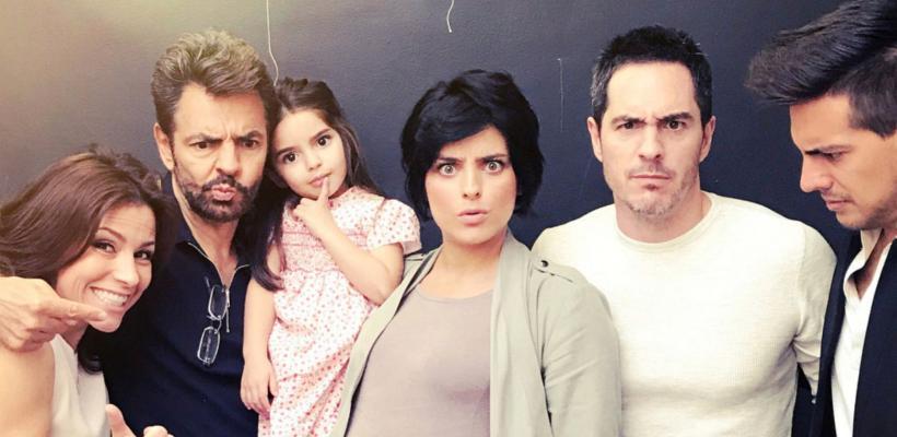 La familia Derbez tendrá su propio reality show