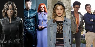 Disney Plus podría haber confirmado que las series de Marvel TV no son parte del MCU