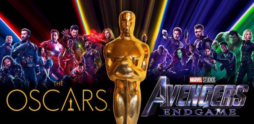 Oscar 2020   Disney inicia campaña para Avengers: Endgame