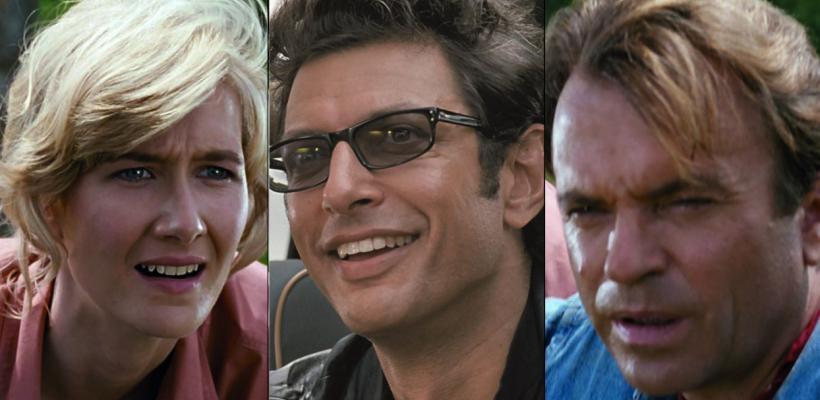 Confirmado: Sam Neill, Laura Dern y Jeff Goldblum aparecerán en Jurassic World 3