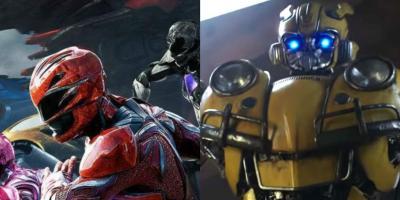 Hasbro podría hacer un Universo Cinematográfico de Power Rangers/Transformers