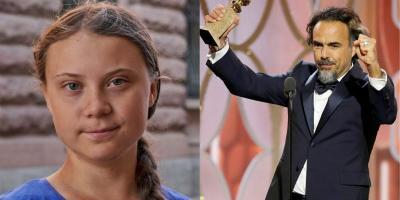 Alejandro González Iñárritu admira a Greta Thunberg y revela que prepara proyecto sobre cambio climático