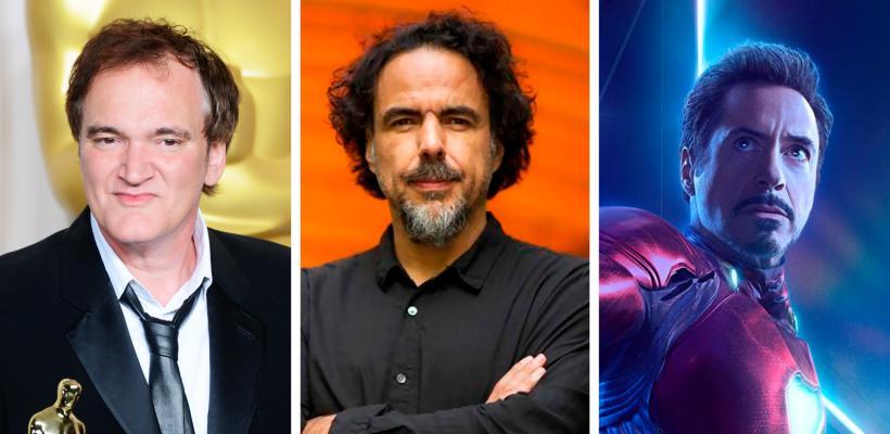 """Iñárritu vs Tarantino y los superhéroes: """"mostrar violencia por entretenimiento es algo inmoral"""""""