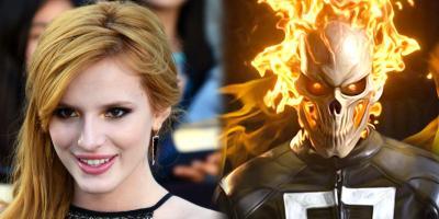 Bella Thorne podría interpretar a la versión femenina de Ghost Rider en Doctor Strange 2
