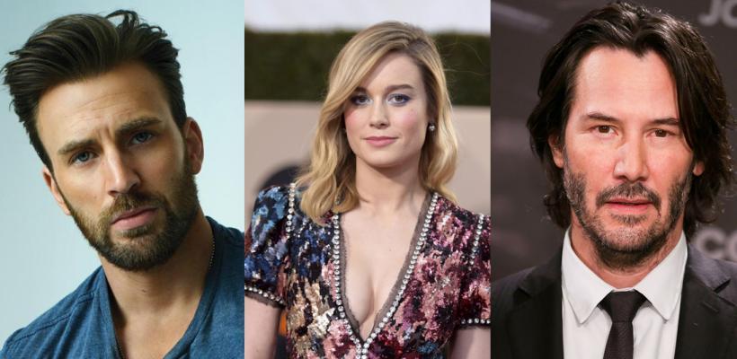 Chris Evans, Brie Larson y otros actores que podrían protagonizar la nueva trilogía de Star Wars
