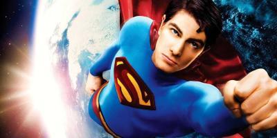 Primer vistazo a Brandon Routh como Superman en Crisis en Tierras Infinitas