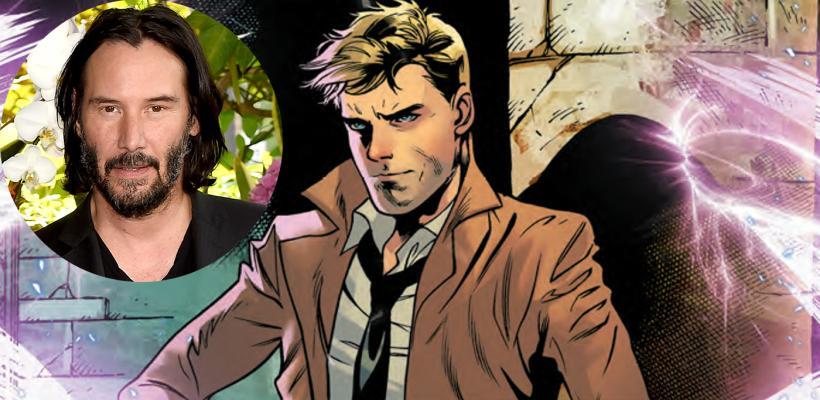 John Constantine podría regresar en 4 próximas películas del DCEU