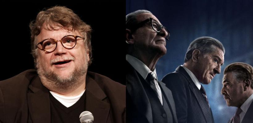 Guillermo del Toro comparte su reseña de The Irishman