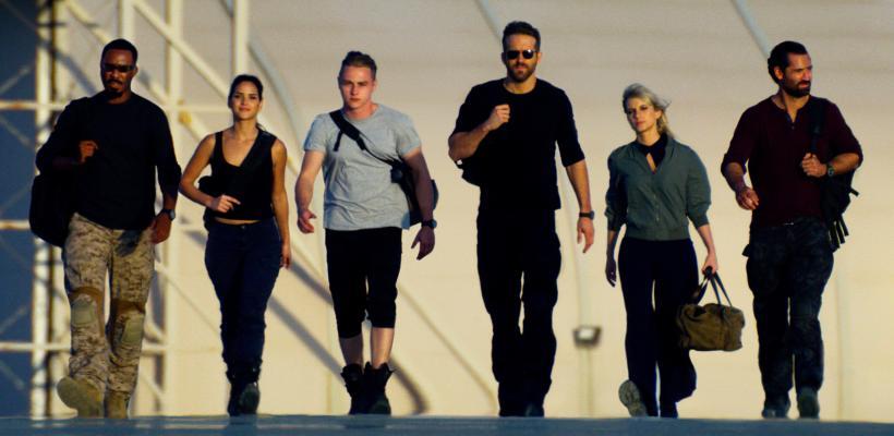 Escuadrón 6: la nueva película de Michael Bay con Ryan Reynolds presenta su primer tráiler