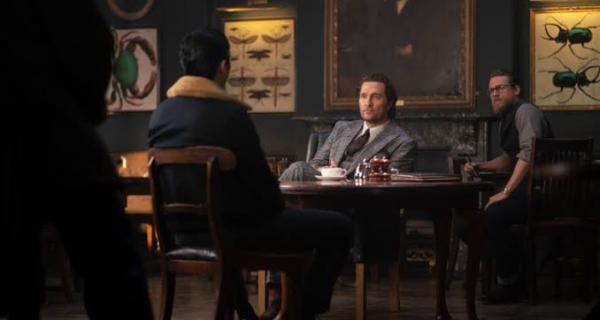 The Gentlemen - Tráiler oficial